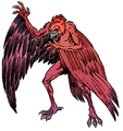 Monstrous manual 2e - Aarakocra - p5.png