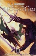 Halfling's Gem comic issue 3B cover