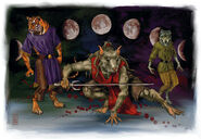 Lycanthropes