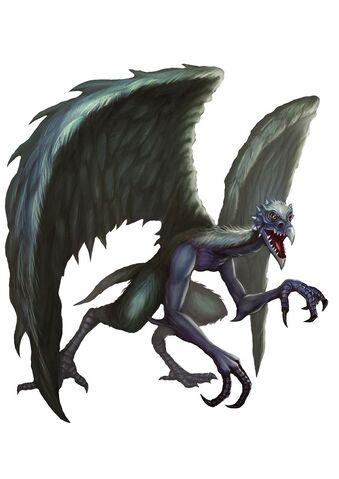File:Monster Manual 5e - Demon, Vrock - Conceptopolis - p64.jpg
