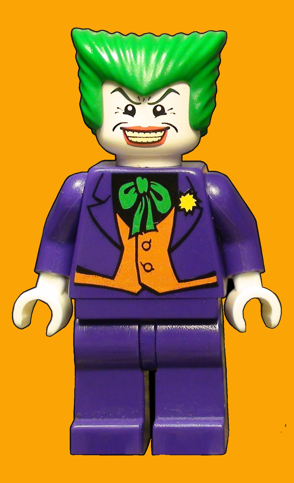 The Joker (Jack Nicholson/Mark Hamill) - Forrest Fire ...