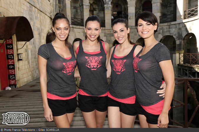 equipe miss france 2013 wiki fort boyard fandom. Black Bedroom Furniture Sets. Home Design Ideas