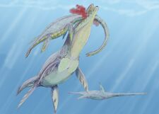 Kronosaurus hunt1DB