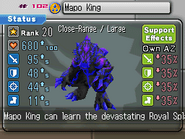 Mapo King Rank 20 FFC