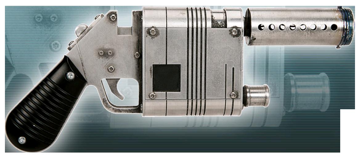 Pistolet blaster NN-14 | Star Wars Wiki | Fandom powered by Wikia