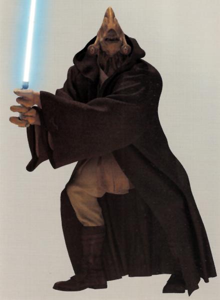 Origami Star Wars Jedi