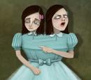Clara and Mia Buhalmet