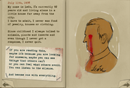 Leon's journal page 3-4