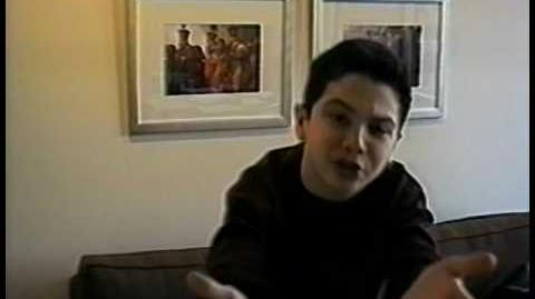 Freaks and Geeks audition, Neal Schweiber (Samm Levine)