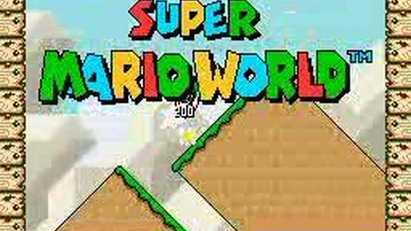 Super Mario World Intro - MarioManor