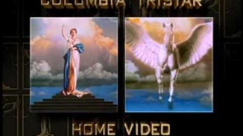 Columbia Tri-Star Home Video opening logo 1995-98