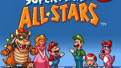 Super Mario All Stars Intro - Mariomanor