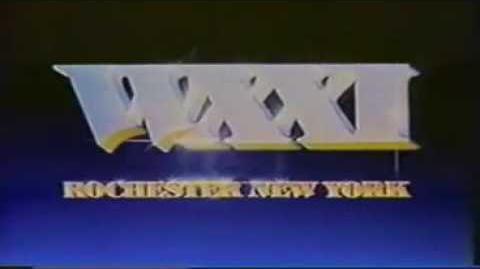 "WXXI-TV 1984-1994 ""Shining Stars"" logo"