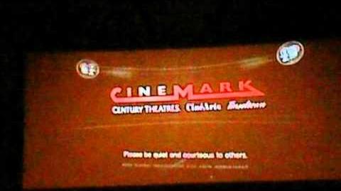 Cinemark Cellphone Policy (2008-present)