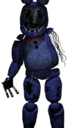 FNaF2 Bonnie in Office Transparent