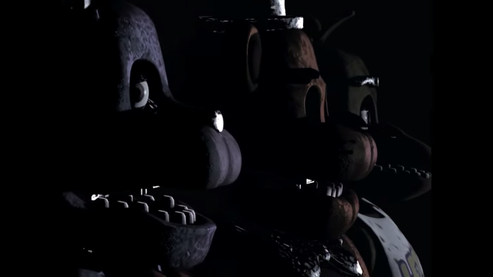 Montessorischoolexpress Video Games Section: Five Nights At