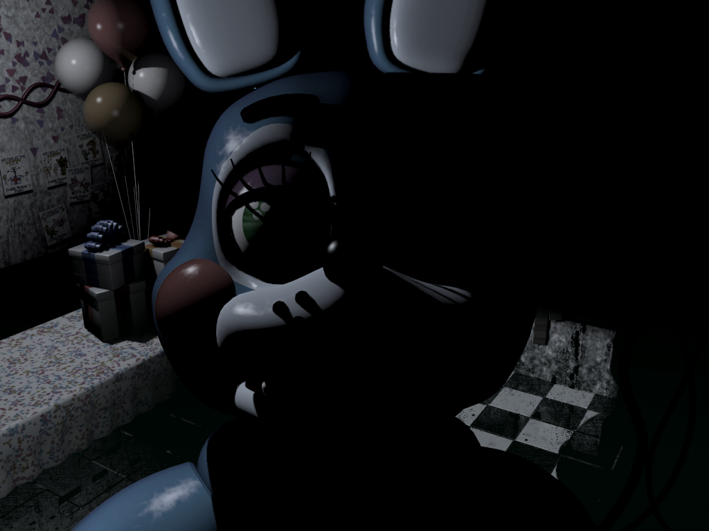 Scratch Studio Five Nights At Freddy 4 Freddy Fazbear – Fondos de