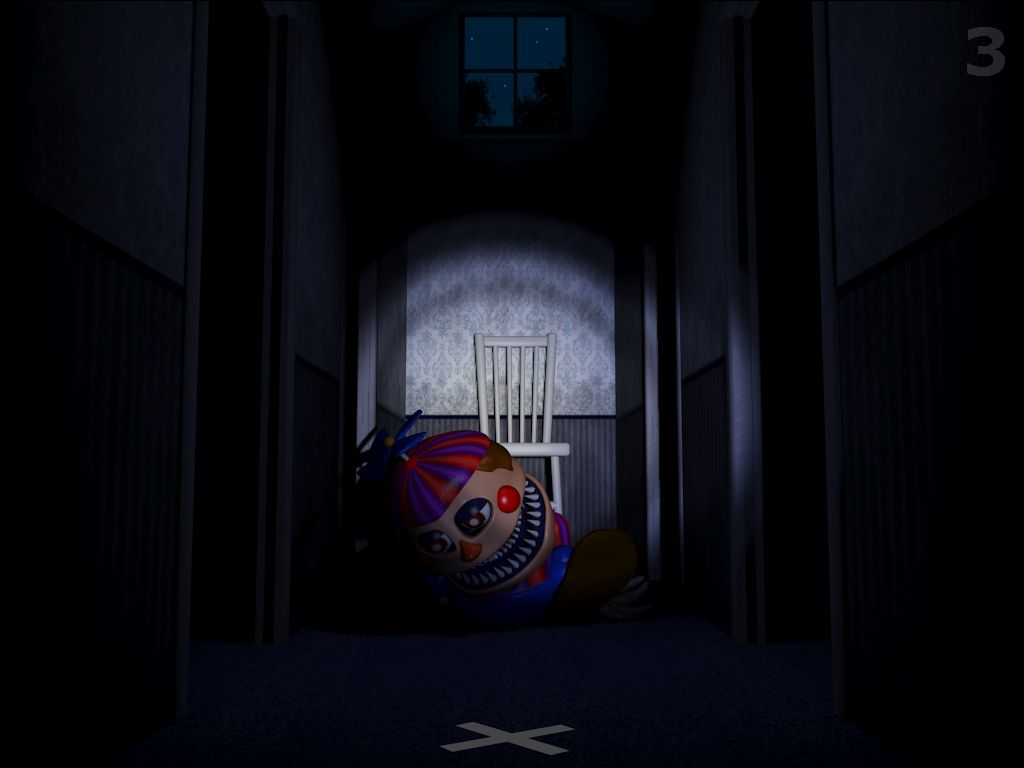 Nightmare Balloon Boy Five Nights At Freddy S Wiki