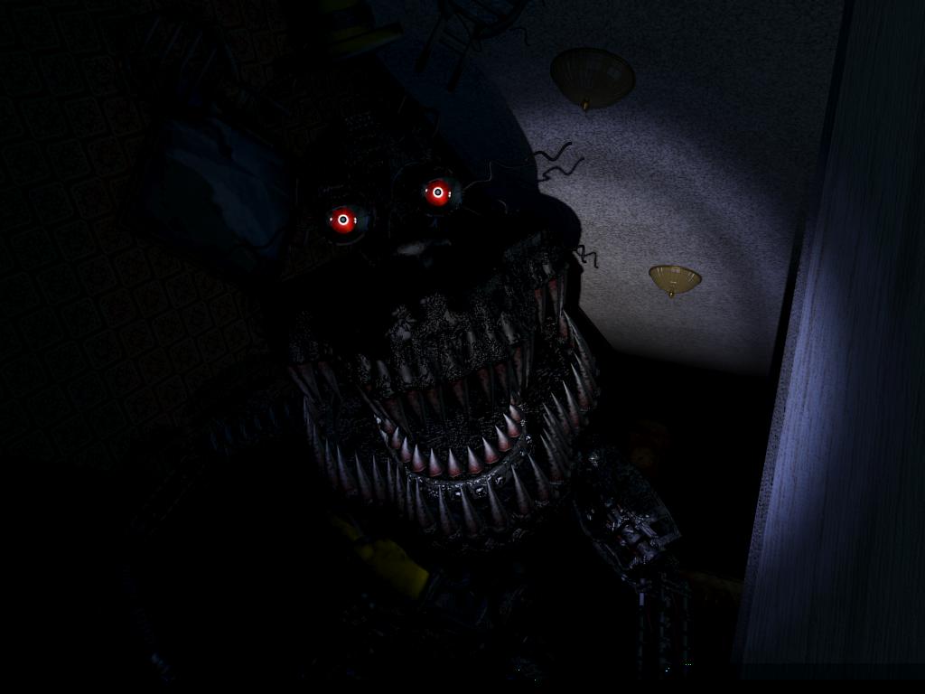 Resultado de imagen de nightmare