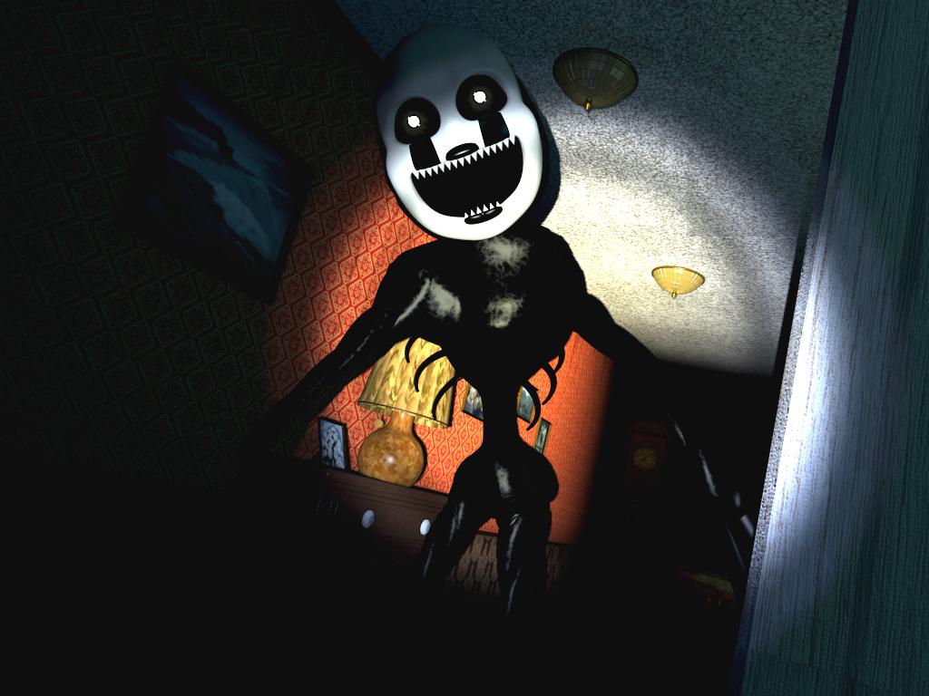 Five Nights at Freddy's Animatronics Quiz - By SMBH_7