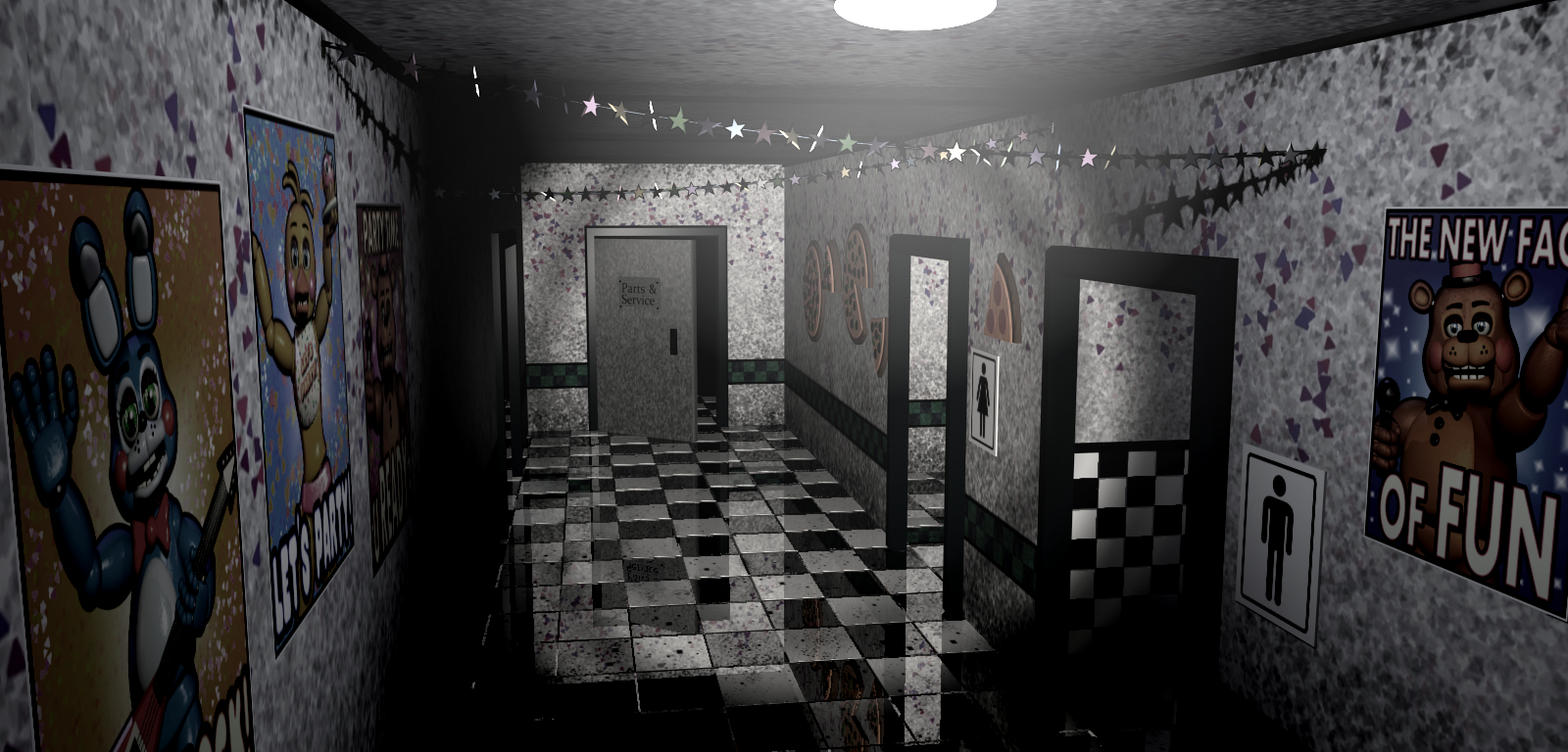 Main hall five nights at freddy s wiki fandom powered by wikia