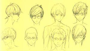 Rei Sketches