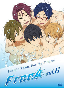 Free! Vol.6 DVD