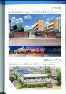 Guidebook Iwatobi High