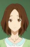 Miho Amakata anime