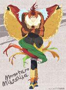 Cultural festival momo
