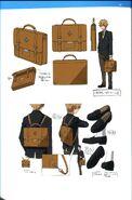 Guidebook Schoolhbag Design