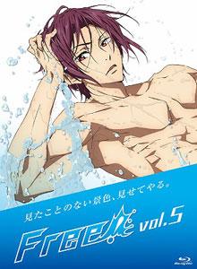 Free! Vol.5 Blu-Ray
