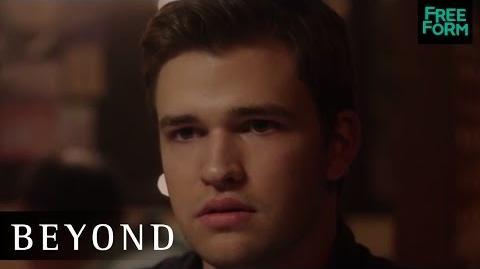 Beyond 1x03 Clip Awkward Family Dinner Freeform