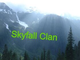 Skyfall Clan Flag