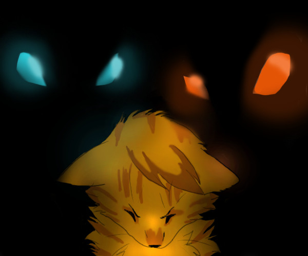 Warriors Imagine Dragons Divergent: Image - Lionblaze S Demons By Cats Of FireClan.jpg