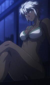 Freezing-creo swimsuit
