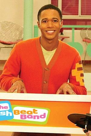 Who is shout from the fresh beat band hookup