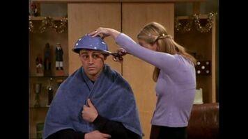 Joey haircut