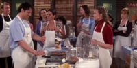The One With The Cooking Class