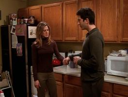 Rachel & Ross (9x08)