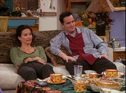 Monica&Chandler -5x08