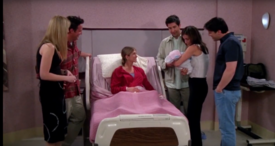 TOW Rachel Has A Baby - Part 2