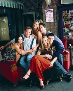 Friends cast s6