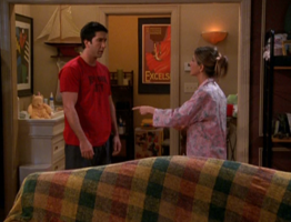 Ross & Rachel (9x03)