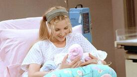 5x03 Phoebe triplets