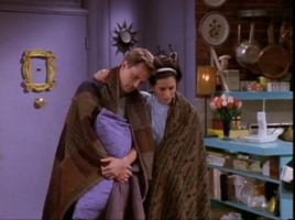 Monica Conforts Chandler - TOWJoey'sNewGirlfriend