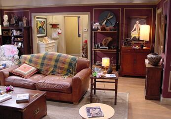 Ross apartment