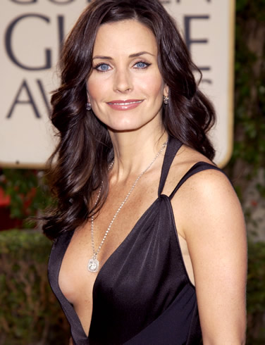 courteney cox vk