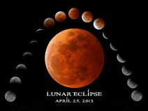Lunar eclypse