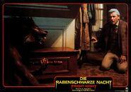Fright Night 1985 German Lobby Card 03